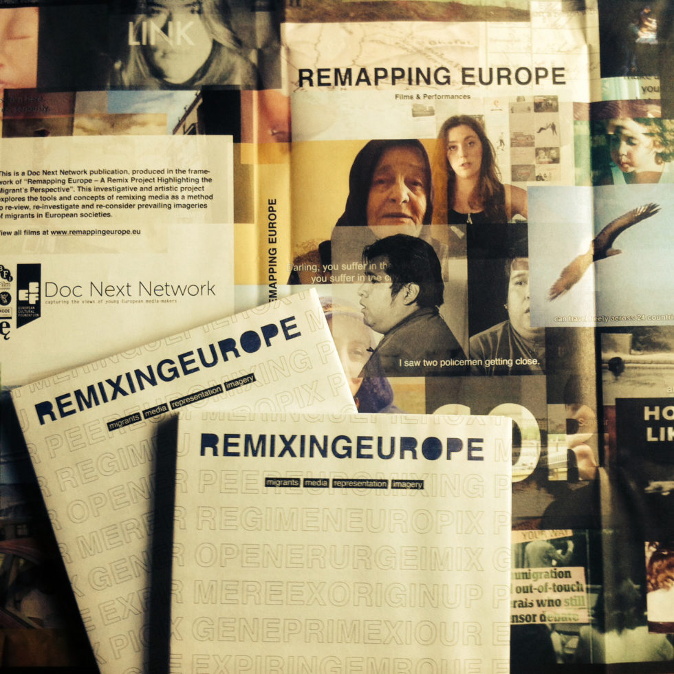 Remapping Europe