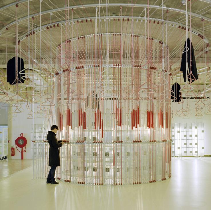 Studio Wieki Somers, Merry Go Round Coat Rack, 2009, Boijmans van Beuningen